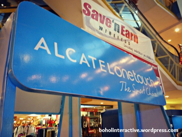 Alcatel OneTouch Booth
